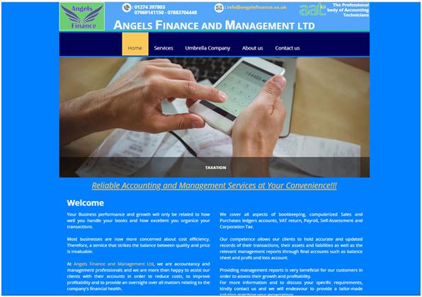 Angels finance