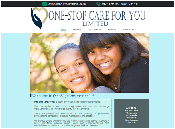 One stop care for you