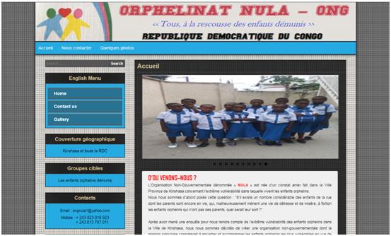 Orphelinat Nula