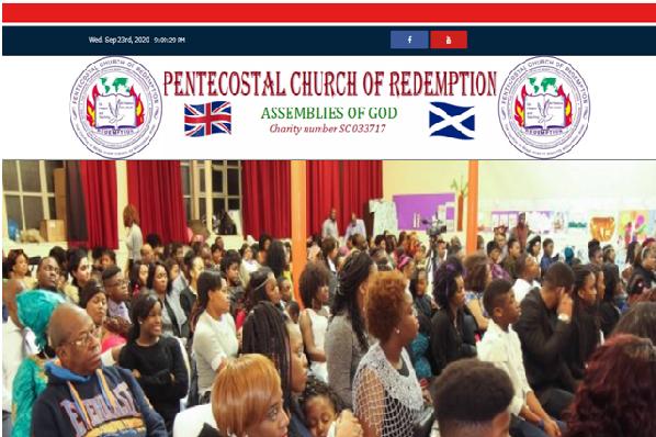Église Pentecôtiste de la Rédemption